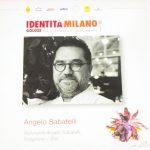 Identità Golose con Angelo Sabatelli