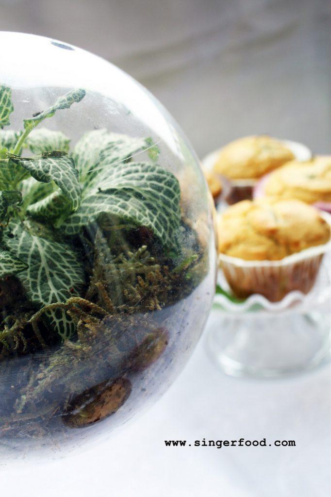 Muffin Cinque Green