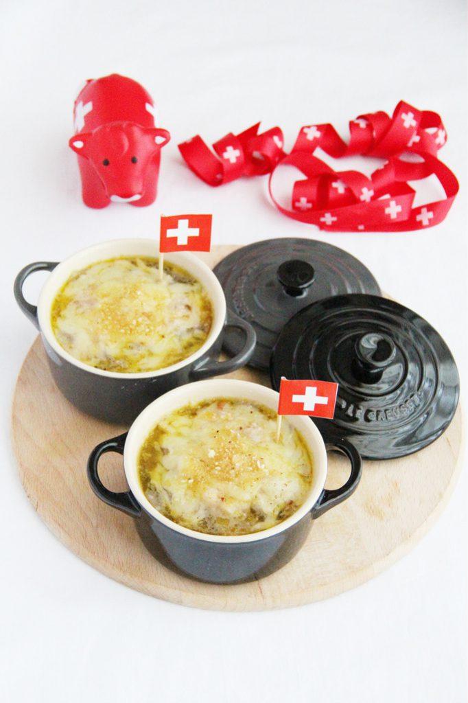 Zuppa di Cipolle I