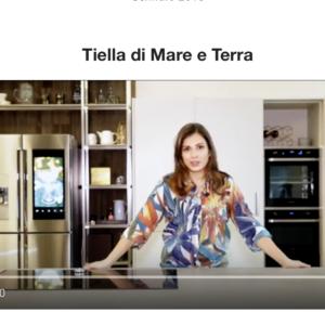 Frame del video della video ricetta di Francesca Singerfood