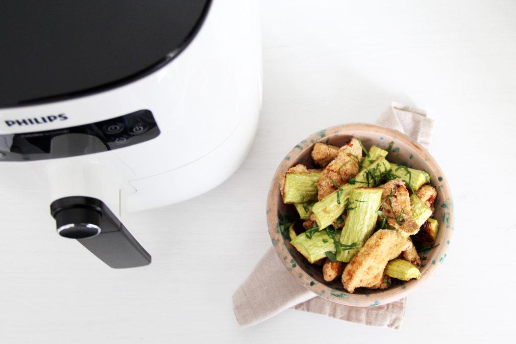 Pollo fritto e arrosto i mille modi di cucinare con la for Cucinare zucchine trombetta